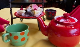 The Eating Room's Rustic Tea photos